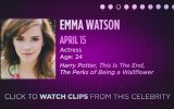 Celebrity Actor Birthdays - April 13-19, 2014 Hd