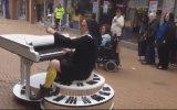 Dünyanın En Çılgın Sokak Sanatçısı
