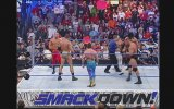Full- Length Match - Smackdown - Fatal 4-way Wwe Tag Team Championship Match