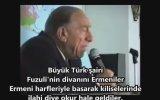 Alparslan Türkeş Ermeni Ve Türk Dostluğunu Anlatıyor