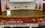 Başbakan, Barolar Birliği Başkanı'na Kızıp Salonu Terk Etti / İşte O görüntüler (Video İzle)