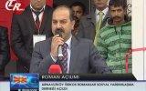 Arnavutköy Terkos Romanlar Derneği Açılışı