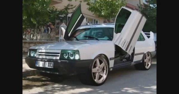 Tofaş Şahin Doğan Kartal Modifiyeli Arabalar HD 2014 -2013