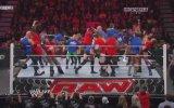 Wwe Raw 10/18/10 Smackdown Vs Raw Battle Royal