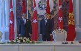 Kırgızistan'da Cumhurbaşkanlığı Devir Teslim Töreni view on izlesene.com tube online.
