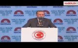 Tokat'ta Başbakan Erdoğan'ı Mest Eden Pankart