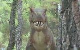 Dinopark'ta Dinozorlar Canlandı
