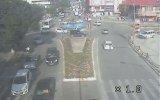 Trafik kazaları MOBESE kameralarına yansıdı - ERZİNCAN