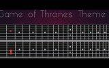 Game Of Thrones Theme ''2 Guitar''  TAB - PDF - Guitar Pro