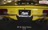 33 Klasik ve Egzotik Arabanın Büyüleyici Motor Sesi