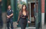 Polis Kim Kardashian'a Bakakaldı