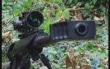 Gürcistan Yeni Keskin Nişancı Tüfeğini Tanıttı