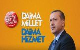 Ak Parti Seçim Müziği - Daima Aşk Daima Millet ( Milletin Adamı )