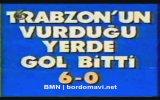 Trabzonspor 6-0 Gençlerbirliği