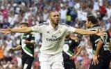 Real Madrid 2-0 Cordoba (Maç Özeti)