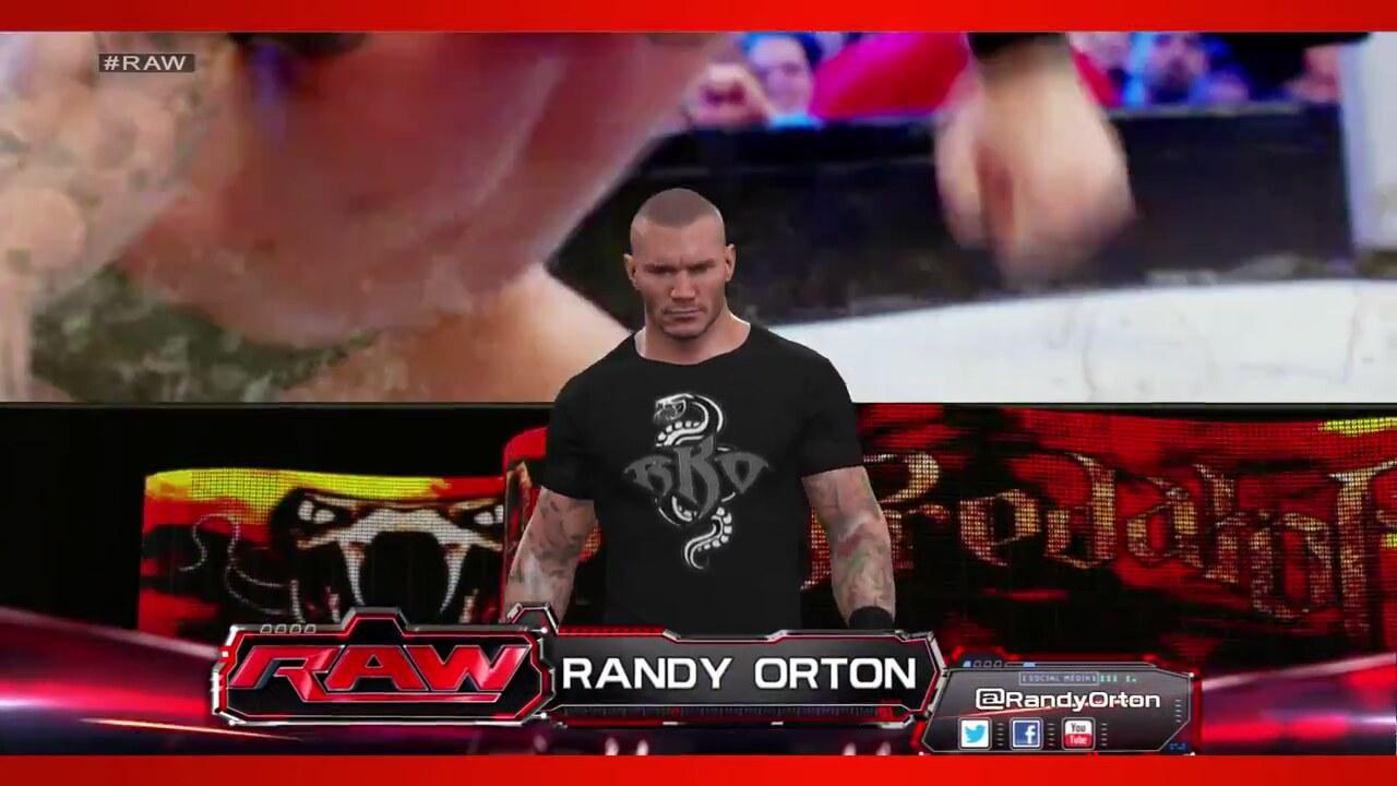 Wwe 2k15 Randy Orton Rko Wwe 2k15 Randy Orton Giriş