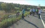 Trafik kazası: 3 yaralı - TEKİRDAĞ