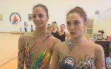 Ritmik Jimnastik Dünya Şampiyonası'na doğru - ANTALYA