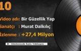 YouTube'da En Çok Dinlenen 10 Türkçe Şarkı