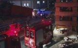 Mecidiyeköy'de Asansör 14. Kattan Zemine Çakıldı
