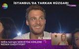 Kerem Bürsin Tarkan Konseri Röportajı