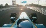 Formula E'de Dehşet Verici Kaza