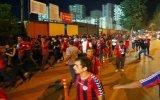 Mersin-Rize Maçı Öncesi Olaylar