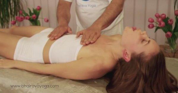 Довел массажем до оргазма видео людей