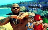 Alvin Ve Sincaplar - Whistle [flo Rida]