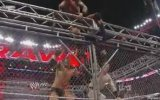 Randy Orton Vs Sheamus Vs Wade Barrett Wwe Monday Night Raw 03 01 2011 Cage Match