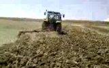 CLAAS ARES 567 ATX Traktör 6'lı 16 Numara Pullukla