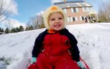 GoPro: California Kids Stella & Quincy's First Snow Experience