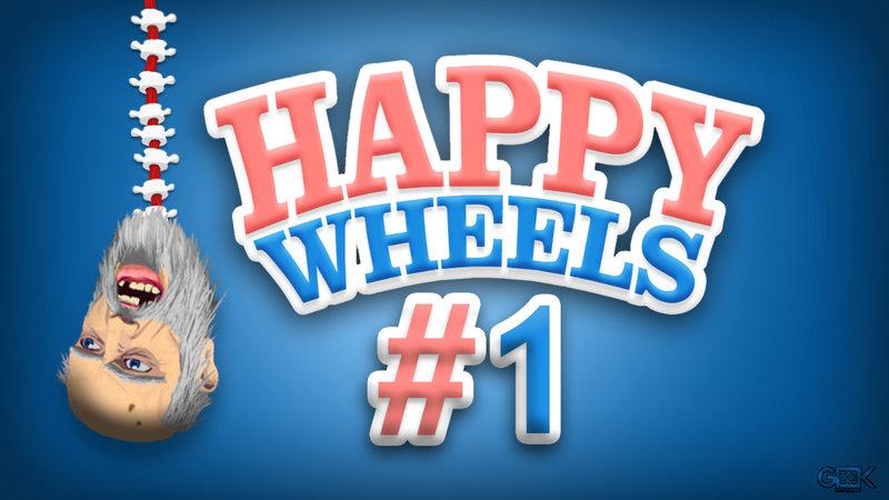 Felix - happy wheels 25 - клоун убийца