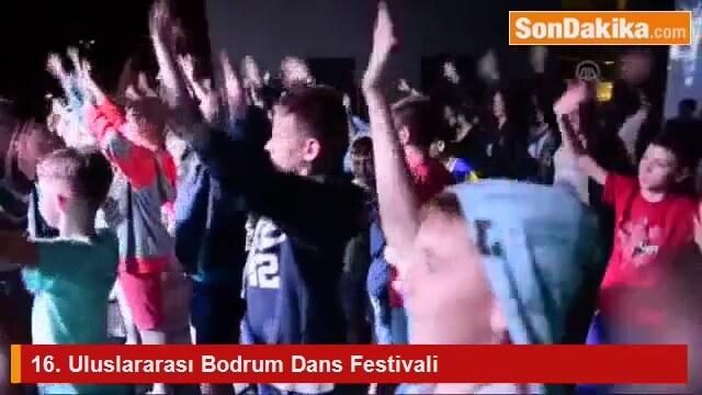 Bodrum Dans Festivali Uluslararası Bodrum Dans