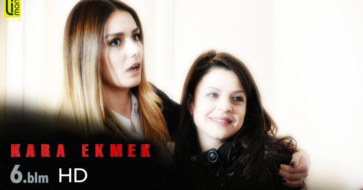 KARA EKMEK - 6.BÖLÜM | İzlesene.com