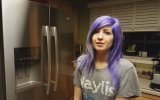 Bu Saç Ne Renk Mavi mi, Mor mu Yoksa Pembe mi
