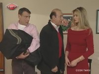 Çiçek Taksi - Aykut Oray'ın Dizi'ye Katıldığı Bölüm (Haydar Geliyor - 122.Bölüm)