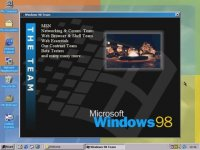 Windows 98 Easter Egg - Windows Ekibi