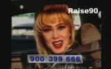 Sibel Gökçe'li 900'lü Hat Reklamı 90'lar