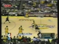 L.A. Lakers vs Sacramento Kings (2002 NBA Playoffs)