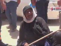 Sınırda bekleyen Suriyeliler Türkiye'de