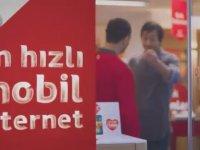 En hızlı 3G mobil internet için siz de Vodafone'a gelin.