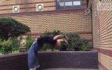 Akrobatik Hareketlerin Kitabını Yazan Gençler