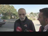Muhabir Yavuz Oymak'ın Sınırları Zorlaması
