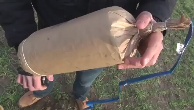 Самодельная бомба своими руками