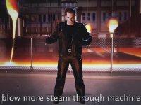 Terminator ve Robocop'dan Rap Savaşı