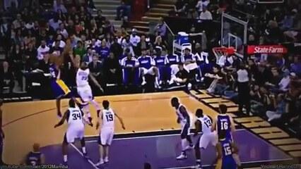 Kobe Bryant İçinden Michael Jordan Çıkması | İzlesene.com