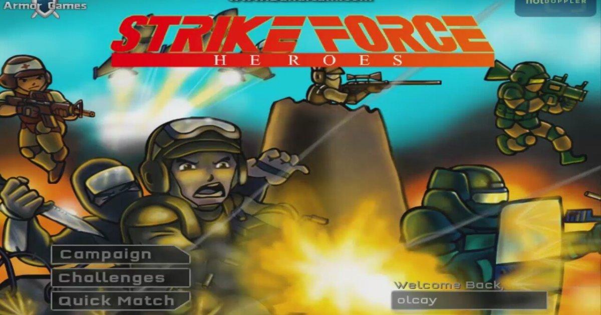 Zlesene com click for details strike force heroes 2 strike force