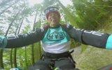 Engelli Bisikletçinin Tekrar Bisiklete Binmesini Sağlayan Arkadaşları