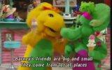 Barney Ve Arkadaşları  Jenerik 90'lar